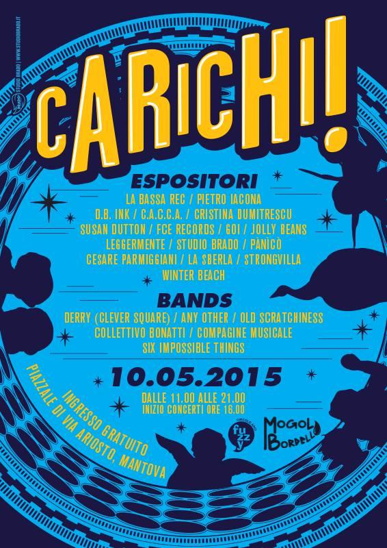 Carichi by Notawonderboy